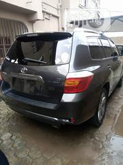 Toyota Highlander Limited 2008 Gray | Cars for sale in Lagos State, Isolo