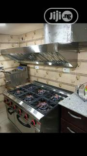 Industrial Gas Cooker 6 Burner | Restaurant & Catering Equipment for sale in Lagos State, Ojo