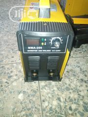 MMA 200amps Welding Machines 220volts | Electrical Equipments for sale in Lagos State, Agege