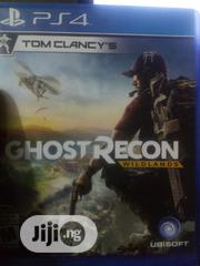 PS4 Ghost Recon | Video Game Consoles for sale in Lagos State, Lagos Mainland