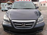 Honda Odyssey 2005 EX Automatic Blue | Cars for sale in Lagos State, Victoria Island