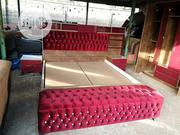 Luxury Bed Frame   Furniture for sale in Lagos State, Oshodi-Isolo