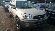 Toyota RAV4 2003 Automatic Gold   Cars for sale in Lagos State, Apapa