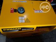 Firman Diesel Generator SDG7000SE 6.5KVA | Electrical Equipments for sale in Lagos State, Yaba