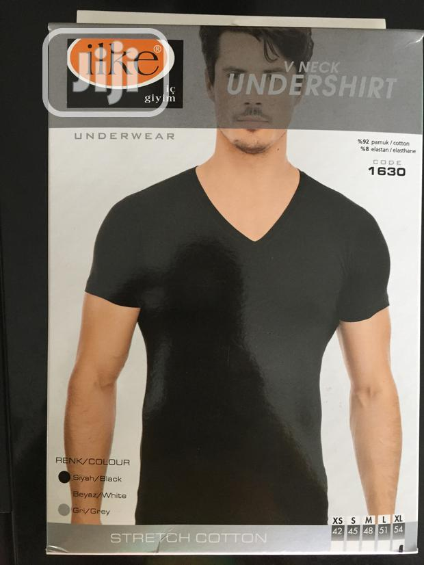 Archive: Ilke Men Under Shirt