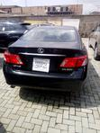 Lexus ES 2007 Black | Cars for sale in Isolo, Lagos State, Nigeria