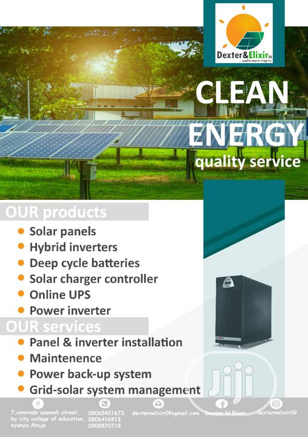 Archive: Inverter & Battery Sales And Installation