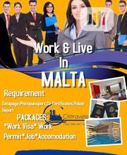 Malta Work Visa | Travel Agents & Tours for sale in Lagos State, Ikeja