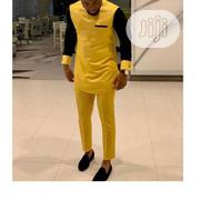 Senator Wear-Yellow and Black Combo | Clothing for sale in Lagos State, Ojodu