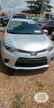 Toyota Corolla 2015 Gray | Cars for sale in Abuja (FCT) State, Katampe
