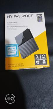 2TB External Hard Drive WD | Computer Hardware for sale in Lagos State, Ikeja