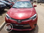 Toyota Corolla 2015 Red | Cars for sale in Abuja (FCT) State, Garki 2