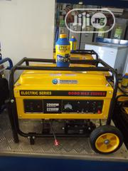 Thermocool Generator Bobo 2500ES + Engine Oil   Electrical Equipments for sale in Lagos State, Badagry