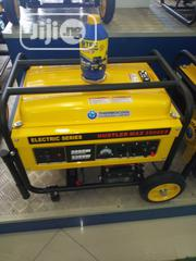 Thermocool Generator Hustler 3500ES + Engine Oil | Electrical Equipments for sale in Lagos State, Badagry