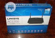 Linksys Ac1200+ Dualbank Smart Wifi Router | Networking Products for sale in Lagos State, Ikeja