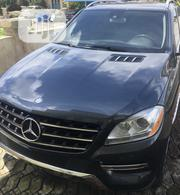 Mercedes-Benz M Class 2013 Gray | Cars for sale in Lagos State, Ajah