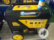 Thermocool Generator Bigboy 4400ES + Engine Oil | Electrical Equipment for sale in Lagos State, Badagry