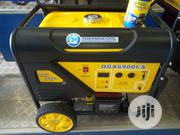 Thermocool Generator Oga 6900ES + Engine Oil   Electrical Equipments for sale in Lagos State, Badagry