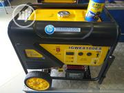Thermocool Generator Igwe 8100ES + Engine Oil   Electrical Equipments for sale in Lagos State, Badagry