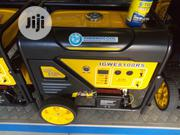 Thermocool Generator Igwe 8100 Remote Series + Engine Oil   Electrical Equipments for sale in Lagos State, Badagry