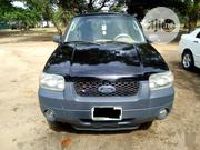 Ford Escape 2005 XLS Black | Cars for sale in Rivers State, Port-Harcourt