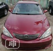 Toyota Camry 2004 Red | Cars for sale in Rivers State, Port-Harcourt