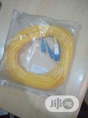 Fiber Patch Cord Lc-sc 10mtrs | Accessories & Supplies for Electronics for sale in Lagos State, Ikeja