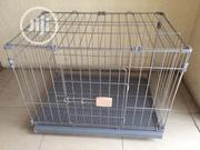 Collapsible Cage (Size L100) | Pet's Accessories for sale in Abuja (FCT) State, Kubwa
