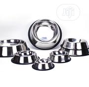 Stainless Feeding Bowl | Pet's Accessories for sale in Abuja (FCT) State, Kubwa