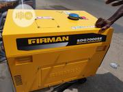 Firman DIESEL Soundproof Generator 7.5kva ,Good Product   Electrical Equipments for sale in Lagos State, Yaba