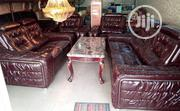 Best Quality Leather 7 Seater Sofa Chair Brand New Impoterd | Furniture for sale in Lagos State, Victoria Island