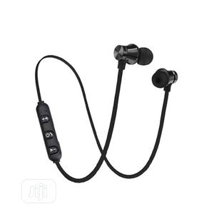 Wireless Bluetooth Earphone Magnetic Neckband For PC And Android Phone