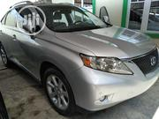 Lexus RX 350 2010 Silver | Cars for sale in Lagos State, Ifako-Ijaiye
