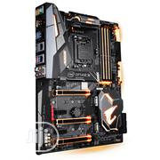 Gigabyte AORUS Z370 Gaming 7 Board (1151) | Computer Hardware for sale in Lagos State, Ikeja
