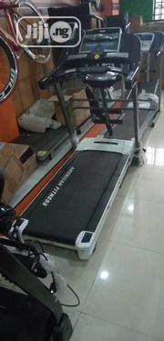 2.5HP American Fitness Treadmill With Massager,Inclined,Mp3 and Sit Up | Sports Equipment for sale in Abuja (FCT) State, Gwarinpa