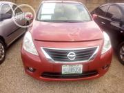 Nissan Almera 2013 Red   Cars for sale in Abuja (FCT) State, Central Business District