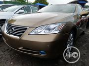 Lexus ES 2008 350 Gold | Cars for sale in Lagos State, Mushin