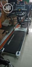 2.5HP American Fitness Treadmill With Massager,Inclined,Mp3 and Sit Up | Sports Equipment for sale in Utako, Abuja (FCT) State, Nigeria