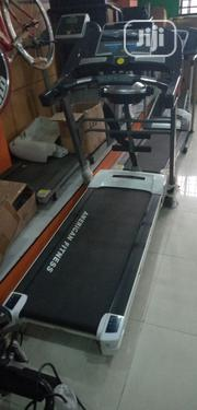 2.5HP American Fitness Treadmill With Massager,Inclined,Mp3 and Sit Up | Sports Equipment for sale in Abuja (FCT) State, Utako
