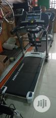 2.5hp American Fitness Treadmill With Massager,Mp3,Inclined and Sit Up | Sports Equipment for sale in Nyanya, Abuja (FCT) State, Nigeria