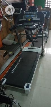 2.5hp American Fitness Treadmill With Massager,Mp3,Inclined and Sit Up | Sports Equipment for sale in Abuja (FCT) State, Nyanya