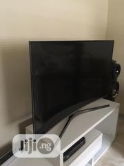 "Super Clean 49"" Samsung Smart Curve TV 