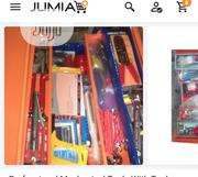 Complete Set Of Eletrica Tools Box | Hand Tools for sale in Lagos State, Lagos Island