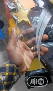 Crystal Award With Printing | Arts & Crafts for sale in Lagos State, Lekki Phase 1