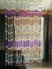 Curtains Beaded 75inchs | Home Accessories for sale in Lagos State, Oshodi-Isolo