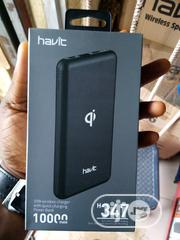 Power Bank 10000 Mah Wireless Charging | Accessories for Mobile Phones & Tablets for sale in Lagos State, Ikeja