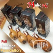 Makeme Full Coverage Foundation | Makeup for sale in Lagos State, Ojo