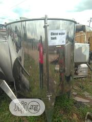 Stainless Tank | Home Accessories for sale in Lagos State, Ojo