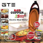 Red Copper 5 Minute Chef | Kitchen Appliances for sale in Lagos State, Lagos Island