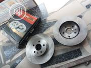 Front Brake Disc Chevrolet Tarin | Vehicle Parts & Accessories for sale in Lagos State, Ojo